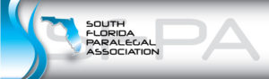SOUTH FLORIDA PARALEGAL ASSOCIATION LOGO